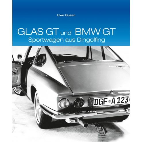 Buch GLAS GT und BMW GT